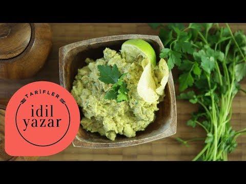 Guacamole Nasıl Yapılır ? - İdil Tatari - Yemek Tarifleri