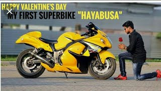 My Dream bike Hayabusa// Dhoom film Superbike Kawasaki Ninja KTM Honda Yamaha super bikes Royal Enfi