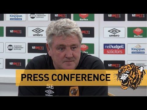 The Tigers v Sunderland | Press Conference With Steve Bruce