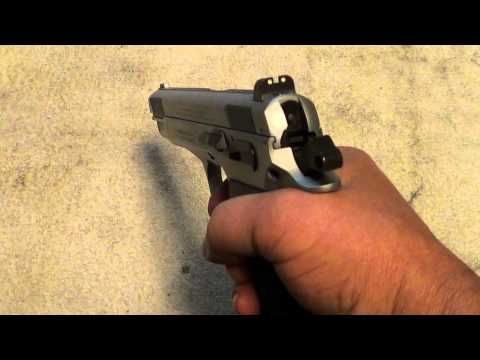 European American Armory EAA Witness 9mm Pistol