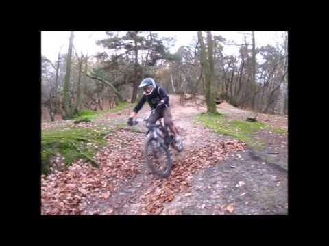VTT Rockrider 9.1 (descente)