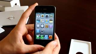 IPhone 4 Review - Unboxing - Quick Tips - Apple IPhone 4