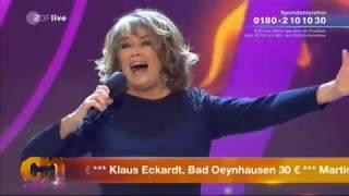 Wencke Myhre - Dein Herz, mein herz (Willkommen bei Carmen Nebel ZDFTV 30-9-2017)
