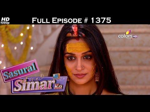 Sasural Simar Ka - 28th December 2015 - ससुराल सीमर का - Full Episode (HD) thumbnail
