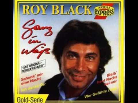 Roy Black - Geef Mij Je Hand