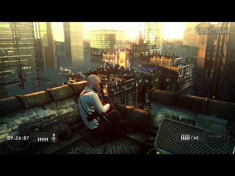 Hitman: Sniper Challenge пройден
