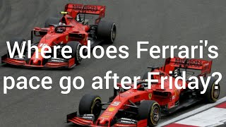 MP272 - F1. Why Are Ferrari Quick On Fridays But Not When It Matters?