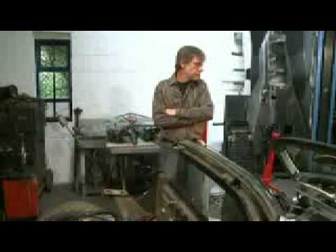 Dale Vince - Zerocarbonista - Wind Powered Car - Part 1