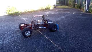 Homemade RC petrol Buggy