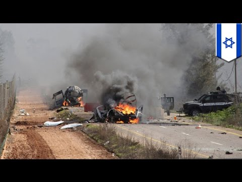Hezbollah anti-tank missile attack on Israeli border convoy kills 2 IDF soldiers