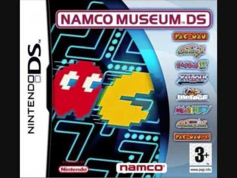 Namco Museum DS (NDS Music)