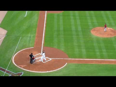 Jason Heyward singles to center Video