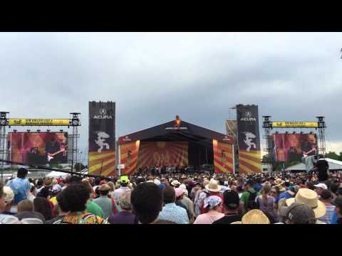 Love Reign o'er Me by The Who at Jazz Fest 2015