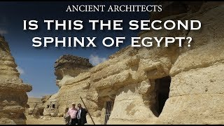 Is this the Second Sphinx of Giza in Egypt? | Ancient Architects