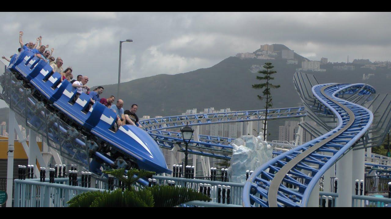 Arctic Blast - Ocean Park, Hong Kong (incl POV) | Best of ...