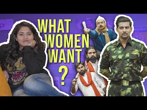 WHAT WOMEN WANT | Aashqeen thumbnail