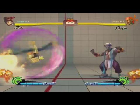 SSFIV More Zero Damage!