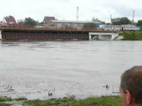 село Варна день 2 , 10 августа , река Тогузак , продолжение потопа , наводнения