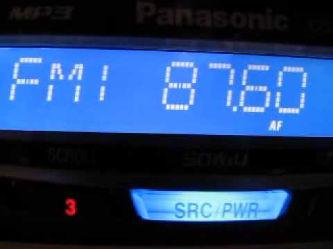 FM DX: Radio Laghouat 87.6 MHz from Algeria received in Germany (Sporadic-E 19/06/2013)