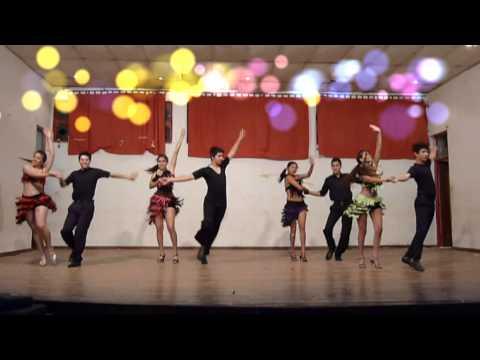 CAJ - Coreografia de zamba