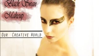 Cisne negro, Black Swan Makeup- Chic and cakes