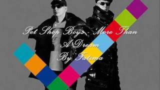 Watch Pet Shop Boys More Than A Dream video