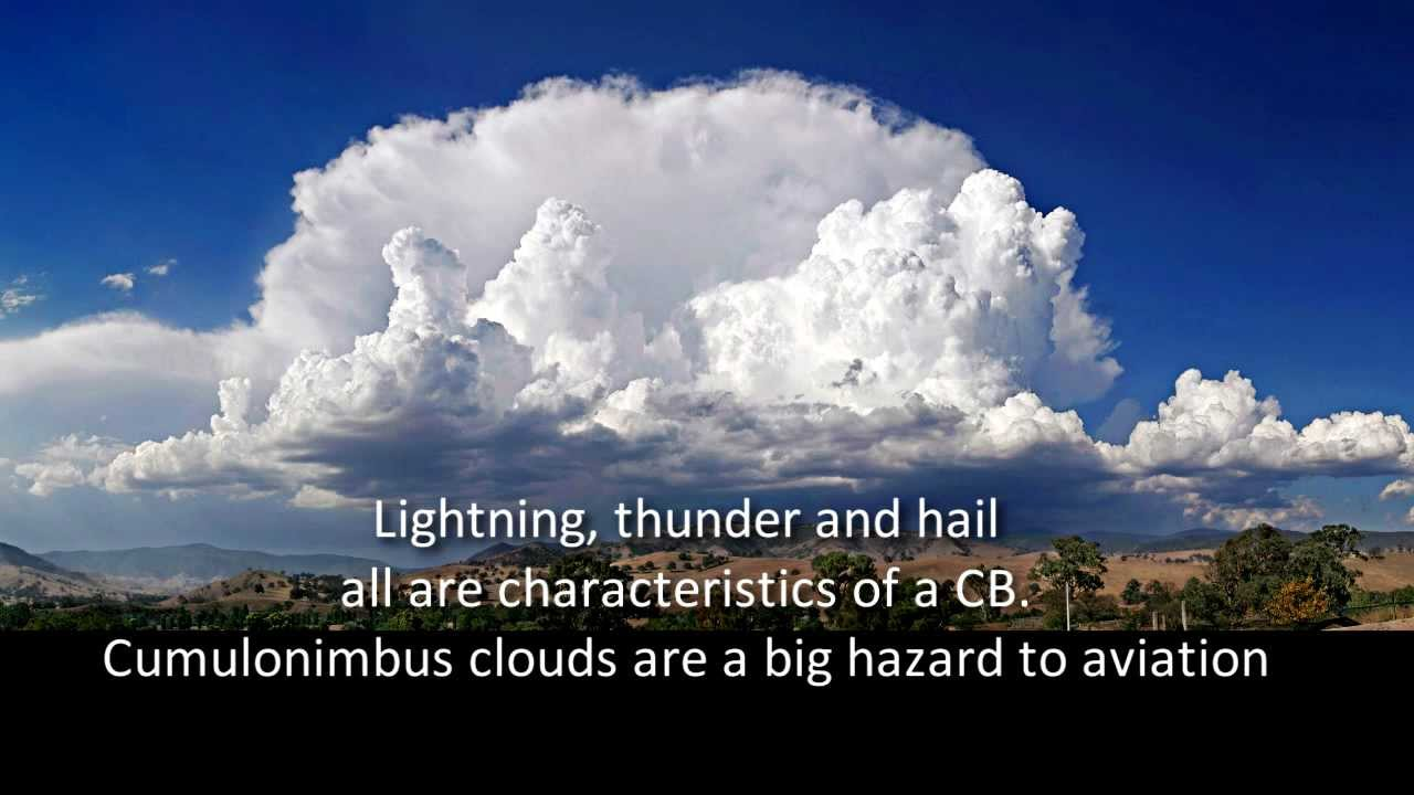 Cloud Types And Meanings Clouds Cloud Types