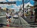 Papatawid na babae, nabundol ng nag-overtake na tricycle MP3