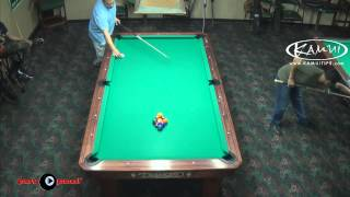 Hard Times 9 Ball March, 2015 - Multiple matches - Edgie/Morris/Reyes