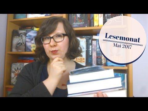 Lesemonat Mai 2017: Klingt mehr als es ist! - Mit abgebrochenen Büchern!   schokigirl