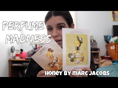 Perfume Madness: Honey by Marc Jacobs (Ep. 2)