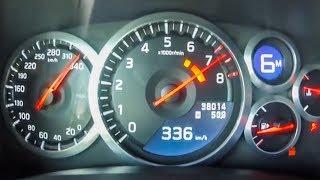 NISSAN GTR R35 1500 HP  0300 kmh