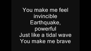 Skillet: Feel Invincible (Lyrics) streaming