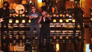 Enrique Iglesias and Sean Paul 'Bailando' - America's Got Talent 2014