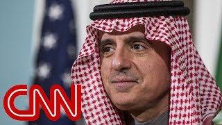 Saudi FM: Khashoggi death a rogue operation