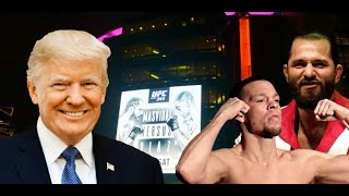 Will President Donald Trump attend UFC 244? Heightened security indicates he will!