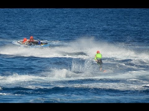 PART 2. 18th WORLD WATERSKI RACING CHAMPIONSHIP. Adeje, Tenerife, Canary Island