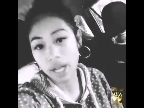 you've never seen a ghetto asian like her before!