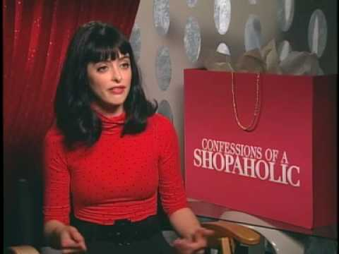 Krysten Ritter Interview for Confessions of a Shopaholic