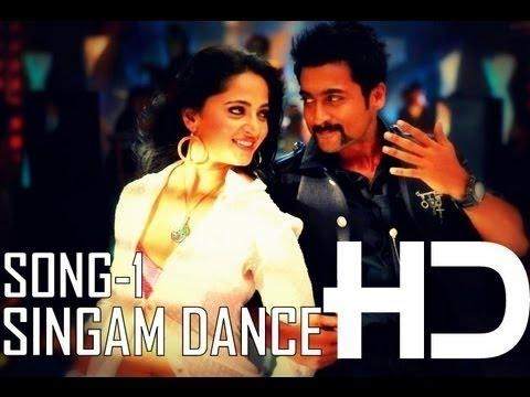 Singham Dance Full Song (Hindi Version) Main Hoon Surya Singham II