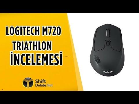 Logitech M720 Triathlon İnceleme - Aynı anda 3 cihaza bağlanabilen fare!