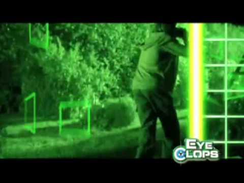 Binóculos EyeClops Visão Noturna com infravermelho