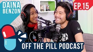 Daina Speaks on RHPC & Greg and Ninja Melk?? (Ft. Daina Benzon) - Off The Pill #15