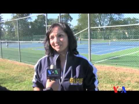 Rizwana Kabir Soulliard,  Director of Tennis Harrisburg Academy, Pennsylvania