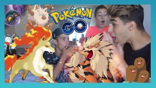 STERKE POKEMON EVOLVEN! - Pokémon GO
