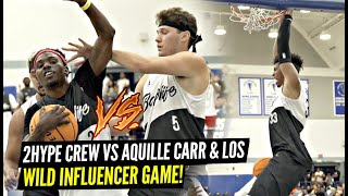 Jesser, Kris London & 2HYPE vs Mixtape LEGEND Aquille Carr & White Iverson GOT CRAZY!!