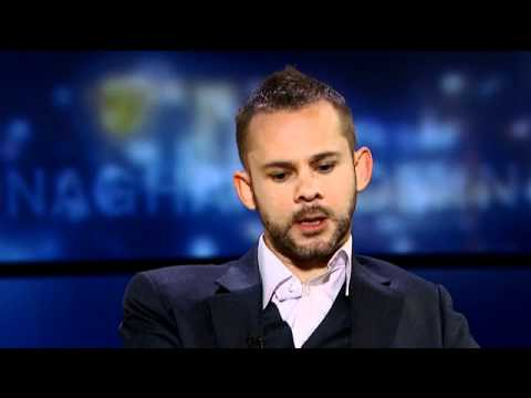 Dominic Monaghan On Strombo: Full Interview