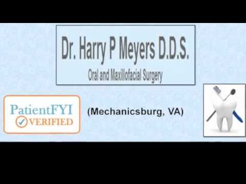 Best ORAL & MAXILLOFACIAL SURGEONS in MECHANICSBURG, PA: PatientFYI--Verified (Central Pennsylvania)