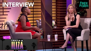 Symone Sanders Is Part Of The Resistance | Truth & Iliza | Freeform