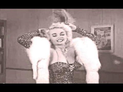 Burlesque Dancer - Dixie Evans (40-26-34) - What A Girl Has To Do... video